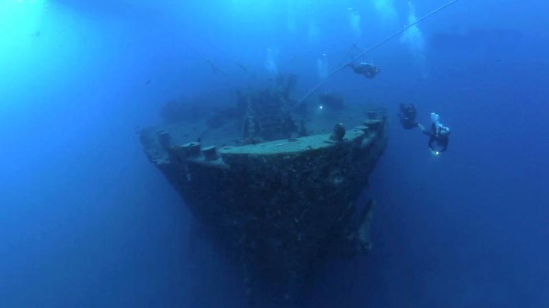 Plongée sur les plus beaux sites de la mer Rouge, en Égypte